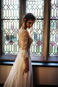 A Gothic Styled Shoot at Samlesbury Hall (c) Sarah Longworth Photography (13)