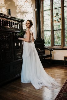 A Gothic Styled Shoot at Samlesbury Hall (c) Sarah Longworth Photography (25)