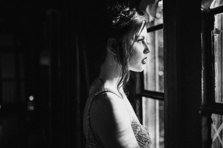 A Gothic Styled Shoot at Samlesbury Hall (c) Sarah Longworth Photography (31)