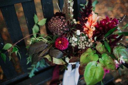 A Gothic Styled Shoot at Samlesbury Hall (c) Sarah Longworth Photography (32)