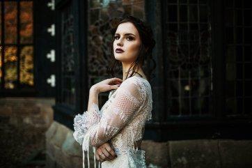 A Gothic Styled Shoot at Samlesbury Hall (c) Sarah Longworth Photography (4)