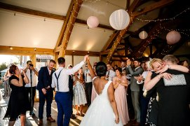A Rustic Wedding at Sandburn Hall - Hayley Baxter Photography (50)