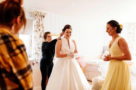 A Stylish Wedding at Alnwick Garden (c) Michal Ufniak (27)