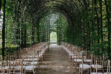 A Stylish Wedding at Alnwick Garden (c) Michal Ufniak (31)