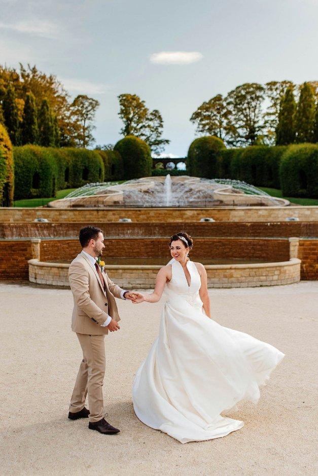 A Stylish Wedding at Alnwick Garden (c) Michal Ufniak (66)