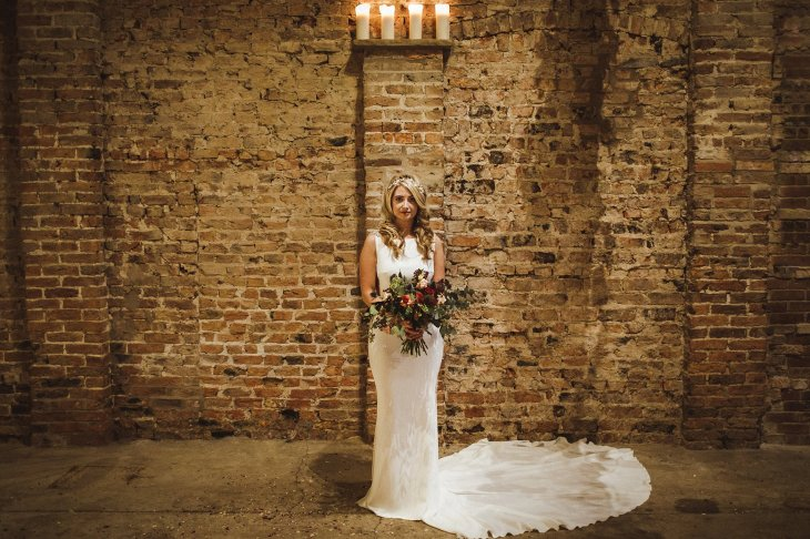 A Winter Wedding at Barmbyfields Barn (c) Photography34 (29)