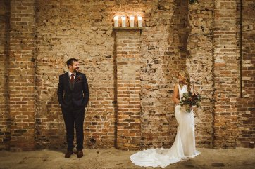 A Winter Wedding at Barmbyfields Barn (c) Photography34 (31)