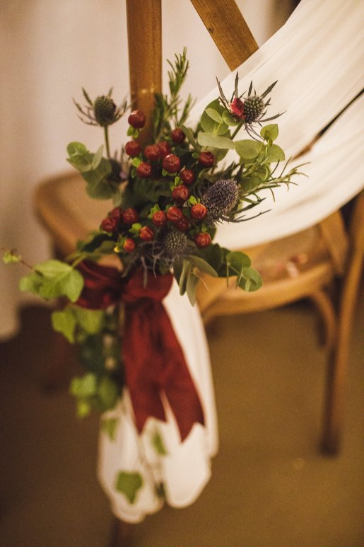 A Winter Wedding at Barmbyfields Barn (c) Photography34 (40)
