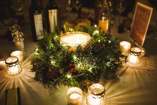 A Winter Wedding at Barmbyfields Barn (c) Photography34 (41)