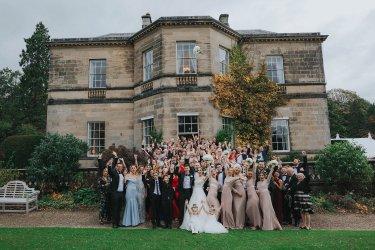 An Autumn Wedding at Middleton Lodge (c) Charlotte White Film & Photography (53)