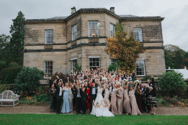 An Autumn Wedding at Middleton Lodge (c) Charlotte White Film & Photography (53)