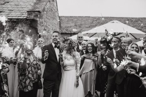 A Boho Luxe Wedding at Healey Barn (c) Helen Russell Photography (45)