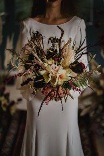 A Boho Wedding Shoot at Tickton Grange (c) Cluskey Smith (18)