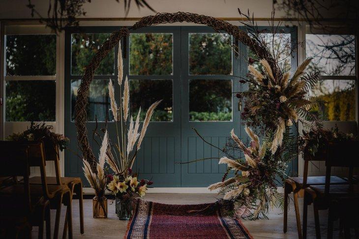 A Boho Wedding Shoot at Tickton Grange (c) Cluskey Smith (23)