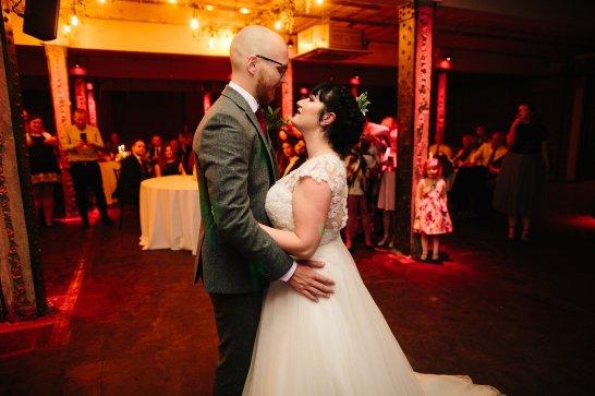 A Cool Wedding at Victoria Warehouse (c) Dan Hough (48)