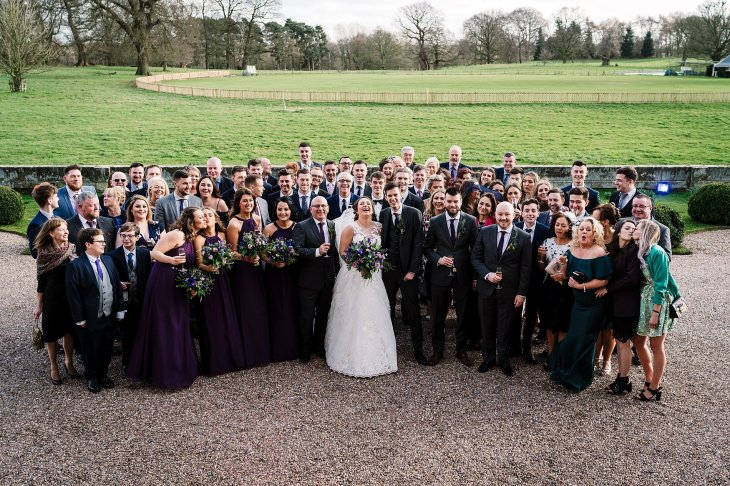 A Real Wedding at Iscoyd Park (c) Maddison Picture (31)