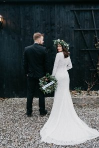A styled shoot at Alcumlow Wedding Barn (c) Stella Photography (30)