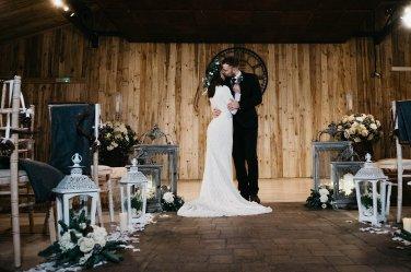 A styled shoot at Alcumlow Wedding Barn (c) Stella Photography (36)