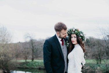 A styled shoot at Alcumlow Wedding Barn (c) Stella Photography (45)