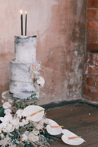An Industrial Glam Bridal Shoot at Deighton Lodge (c) Littles and Loves Photography (10)