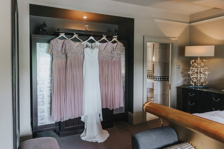 A Summer Wedding at Wood Hall Hotel (c) Laura Calderwood & Lissa Alexandra (2)