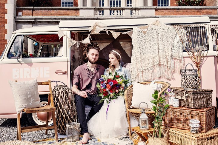 A Bold Boho Wedding Shoot at Eaves Hall (c) Teresa C Photography (43)