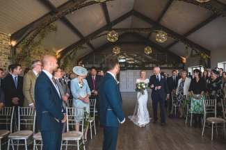 A Countryside Wedding at Yorkshire Wedding Barn (c) M&G Photographic (20)