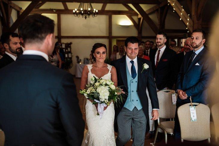 A Rustic Wedding at Sandhole Oak Barn (c) Lee Brown Photography (26)
