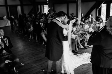 A Rustic Wedding at Sandhole Oak Barn (c) Lee Brown Photography (33)