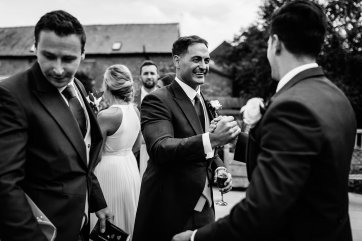 A Rustic Wedding at Sandhole Oak Barn (c) Lee Brown Photography (41)