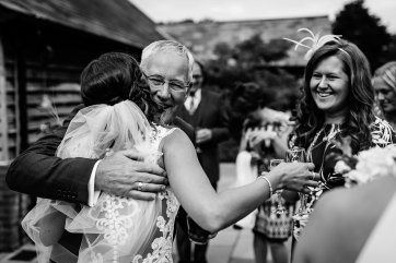 A Rustic Wedding at Sandhole Oak Barn (c) Lee Brown Photography (43)