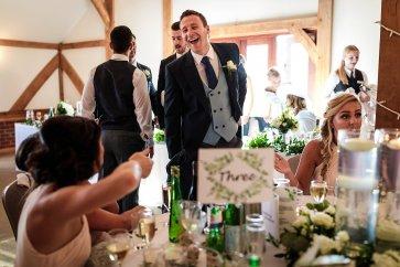 A Rustic Wedding at Sandhole Oak Barn (c) Lee Brown Photography (75)