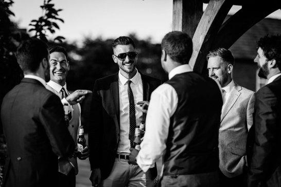 A Rustic Wedding at Sandhole Oak Barn (c) Lee Brown Photography (84)