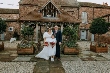 A Winter Wedding at Hornington Manor (c) M & G Photographic (39)