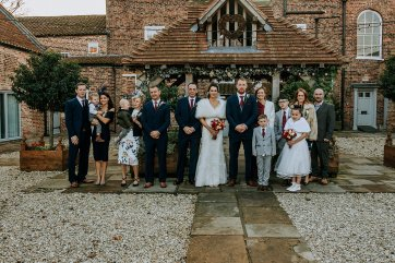 A Winter Wedding at Hornington Manor (c) M & G Photographic (41)