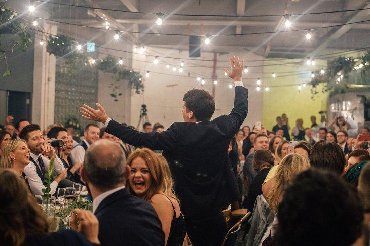 A Woodland Wedding at Trafalgar Warehouse (c) Ellie Grace Photography (11)