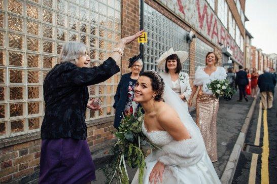 A Woodland Wedding at Trafalgar Warehouse (c) Ellie Grace Photography (40)
