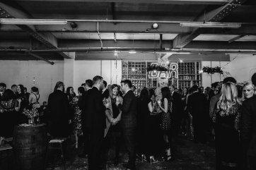A Woodland Wedding at Trafalgar Warehouse (c) Ellie Grace Photography (45)