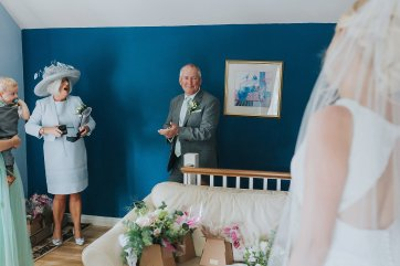 Pronovias for a Summer Wedding in Yorkshire (c) Laura Calderwood and Jamie Sia (10)