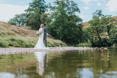 Pronovias for a Summer Wedding in Yorkshire (c) Laura Calderwood and Jamie Sia (37)