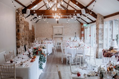 A Pretty Autumn Wedding at Shotton Grange (c) Rachel Fraser Photography (40)