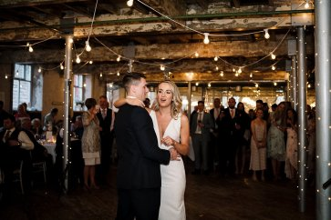 A Fairylit Real Wedding at Holmes Mill (c) Madison Picture (43)