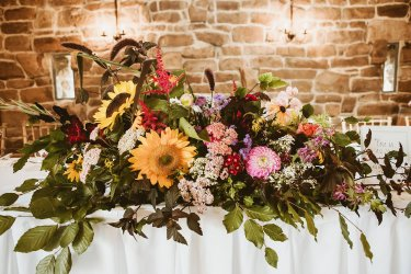 A Multicoloured Wedding at Danby Castle (c) Benni Carol Photography (32)