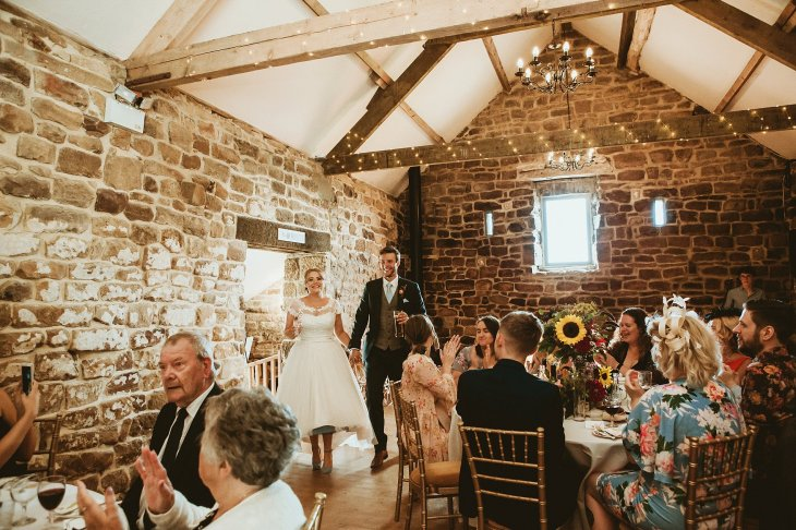A Multicoloured Wedding at Danby Castle (c) Benni Carol Photography (41)