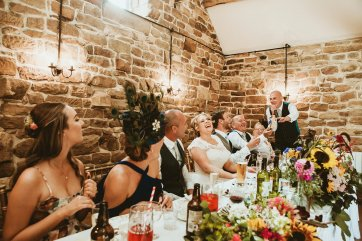 A Multicoloured Wedding at Danby Castle (c) Benni Carol Photography (44)