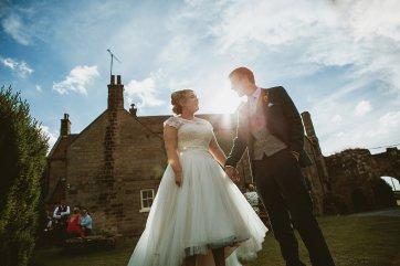 A Multicoloured Wedding at Danby Castle (c) Benni Carol Photography (47)