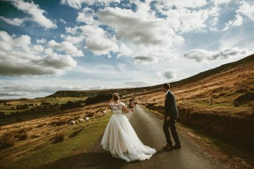 A Multicoloured Wedding at Danby Castle (c) Benni Carol Photography (48)