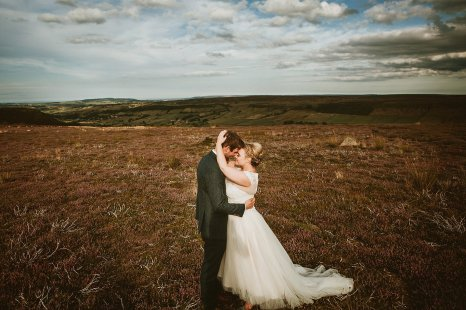 A Multicoloured Wedding at Danby Castle (c) Benni Carol Photography (54)