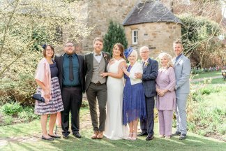 A Relaxed Wedding at Crook Hall (c) Carn Patrick (23)