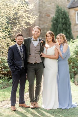 A Relaxed Wedding at Crook Hall (c) Carn Patrick (28)